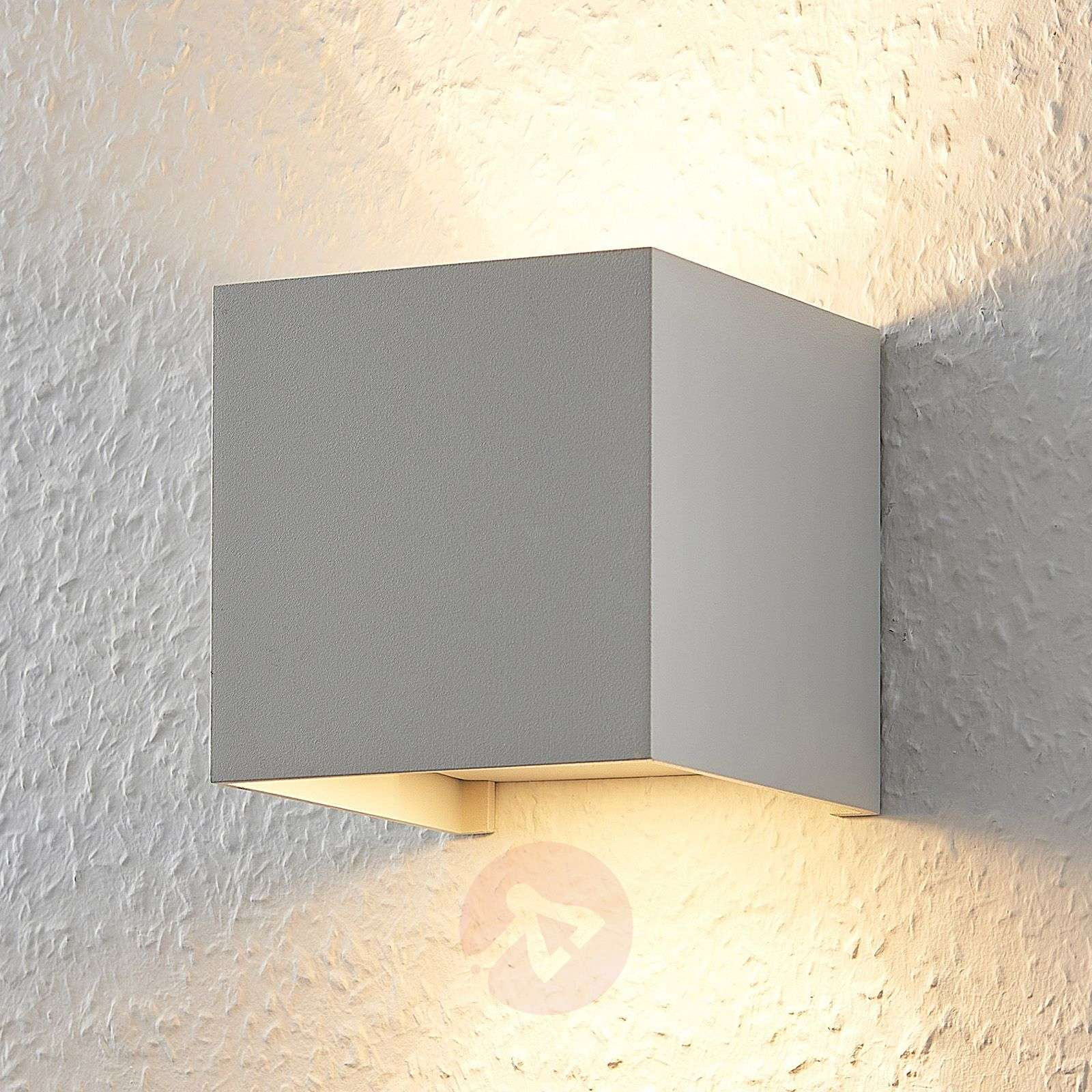Acquista applique a led a cubo zuzana g dimmerabile lampade