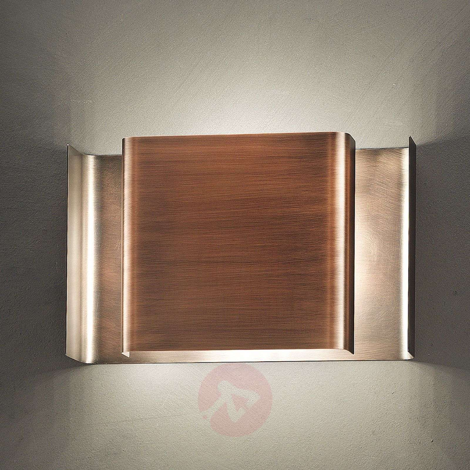 Applique a LED color bronzo Alalunga-5501114-01