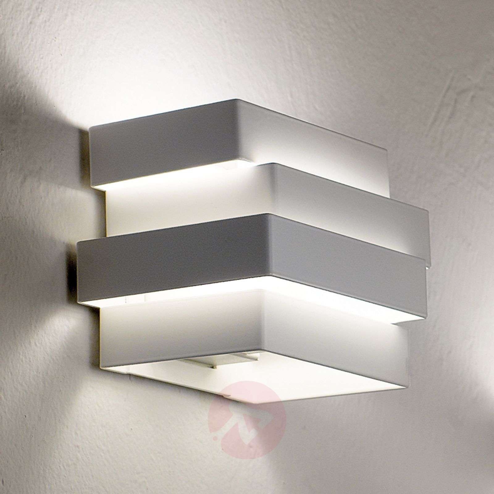 Applique a LED Escape Cube bianca-5501159-01