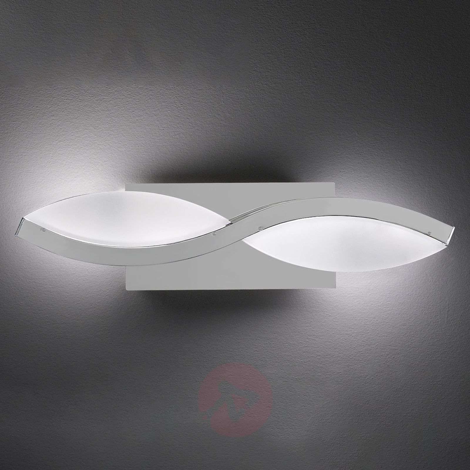 Acquista applique a led freya con touch dimmer a livelli