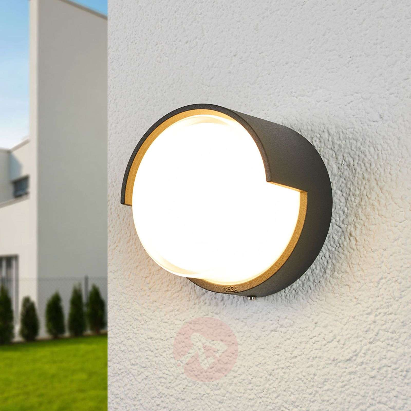 Acquista applique da esterni led helge robusta ip lampade