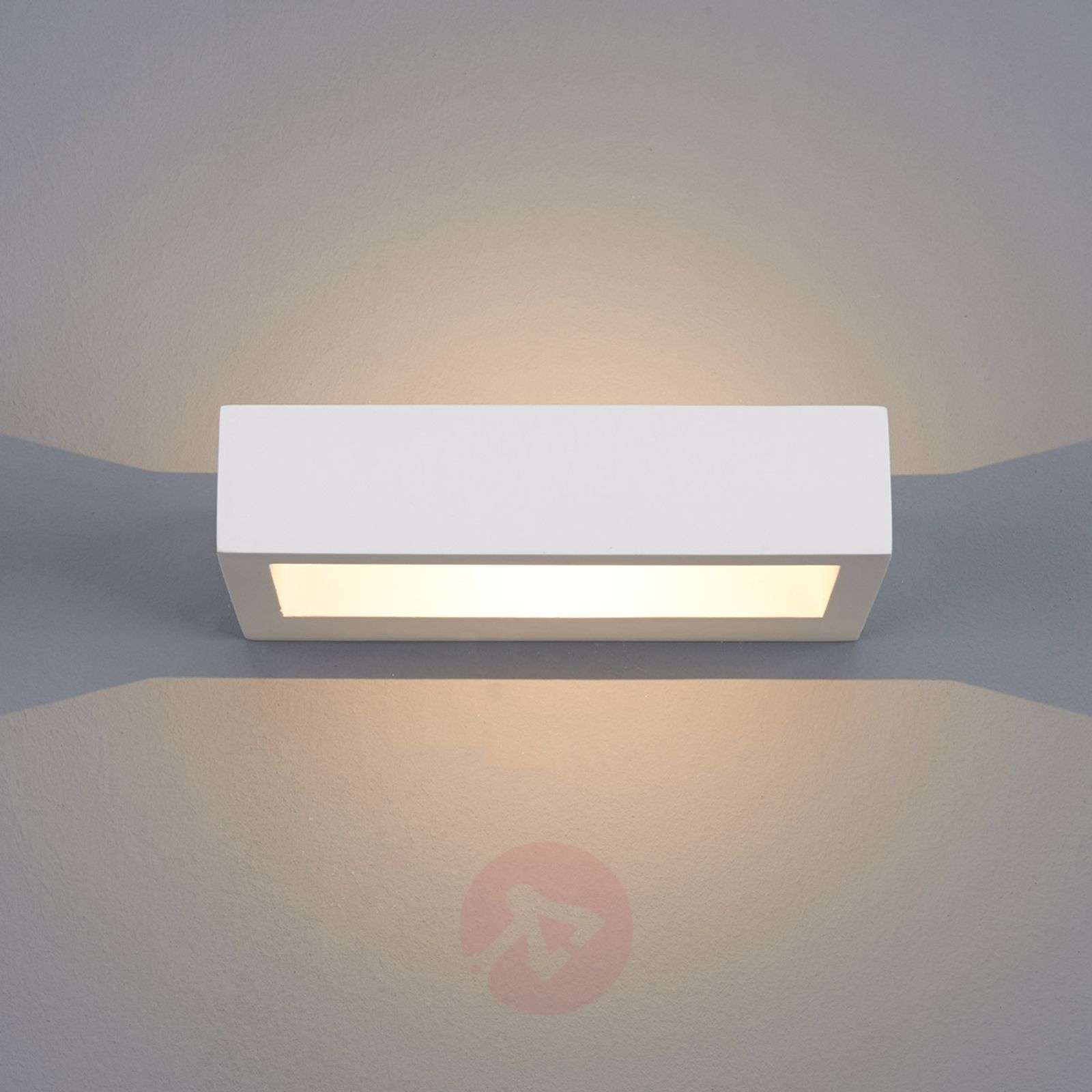 Acquista applique da parete julika in gesso a led lampade.it