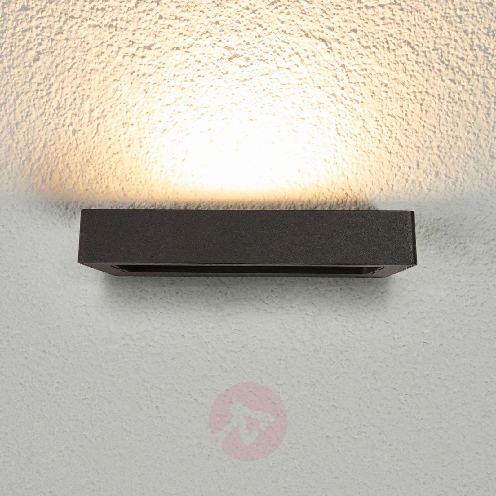 Applique LED da esterni Richa, emissione variabile-9618104-01