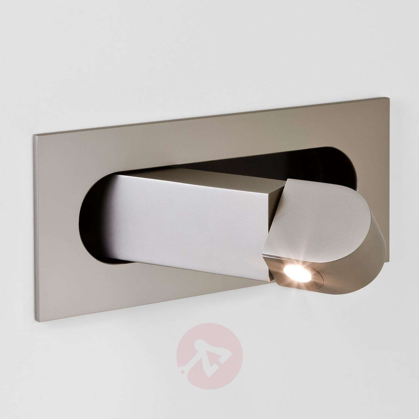 Applique LED Digit da lettura, nichel-1020476-04