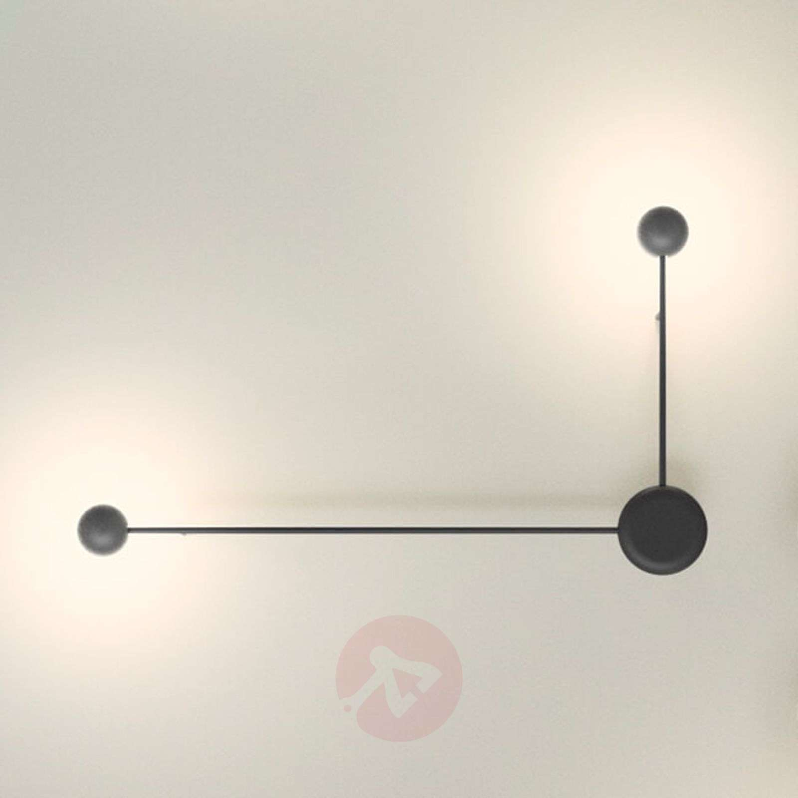 Applique LED Pin a 2 punti luce-9515107-02