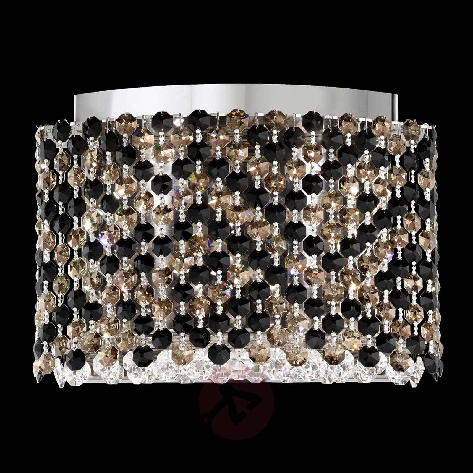 Acquista applique led refrax con cristalli swarovski lampade