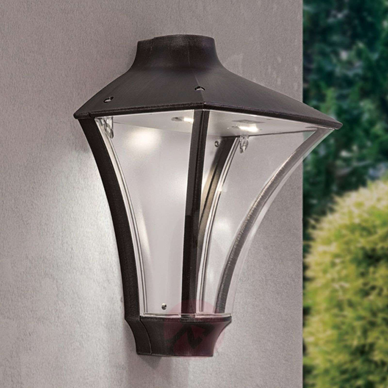 Acquista applique led rigon da esterni a luce chiara ip lampade