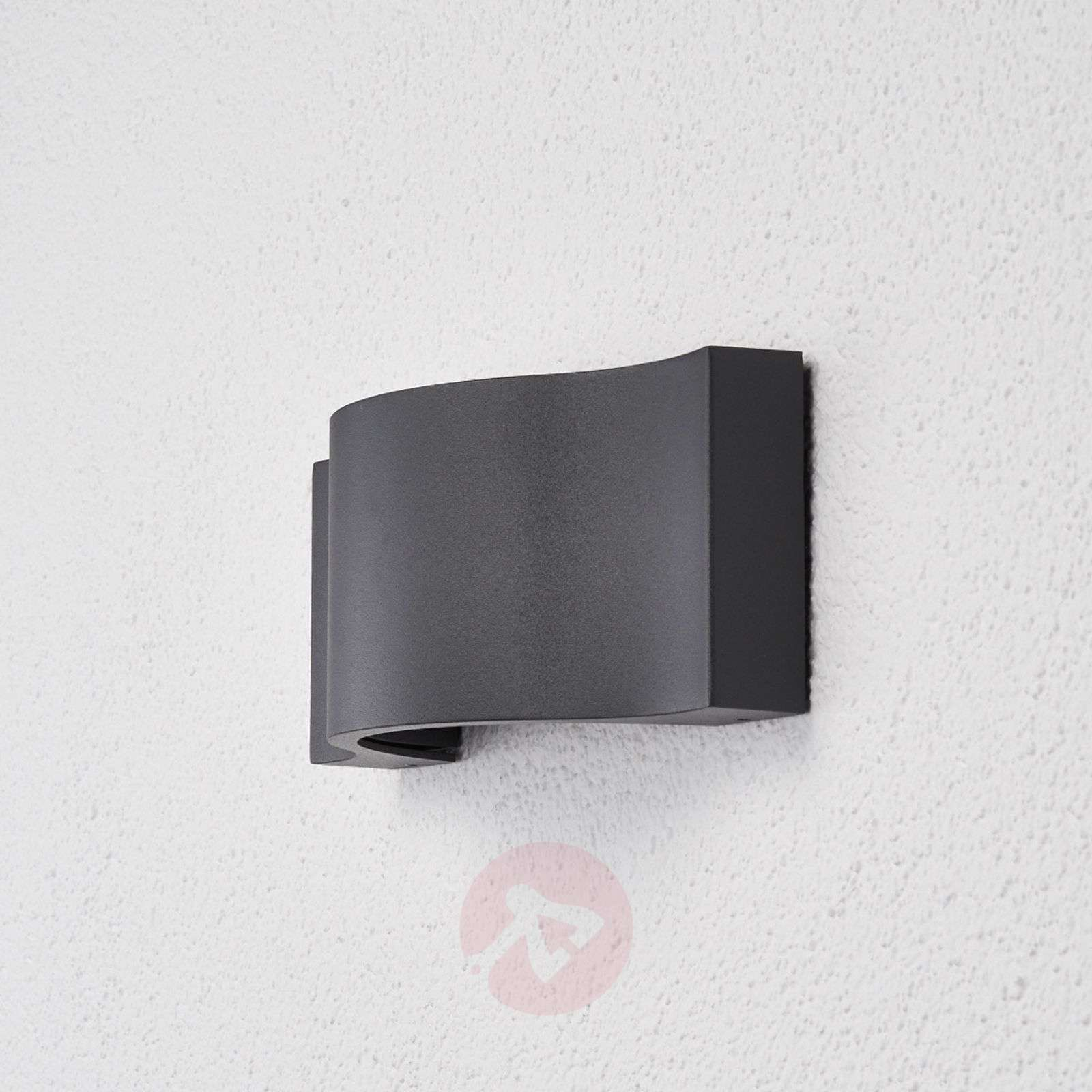 Applique parete Jace, elegante, LED, esterni-9616046-01