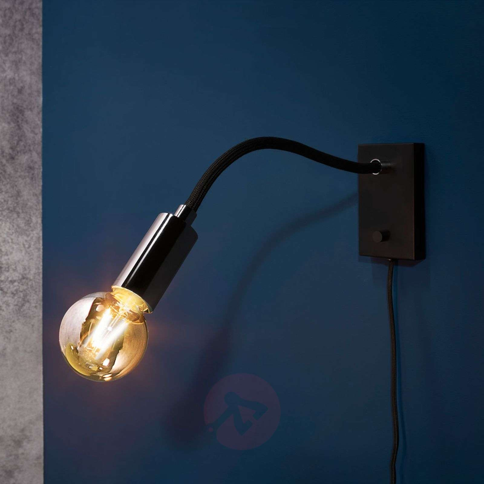Acquista applique raw con dimmer e spina lampade