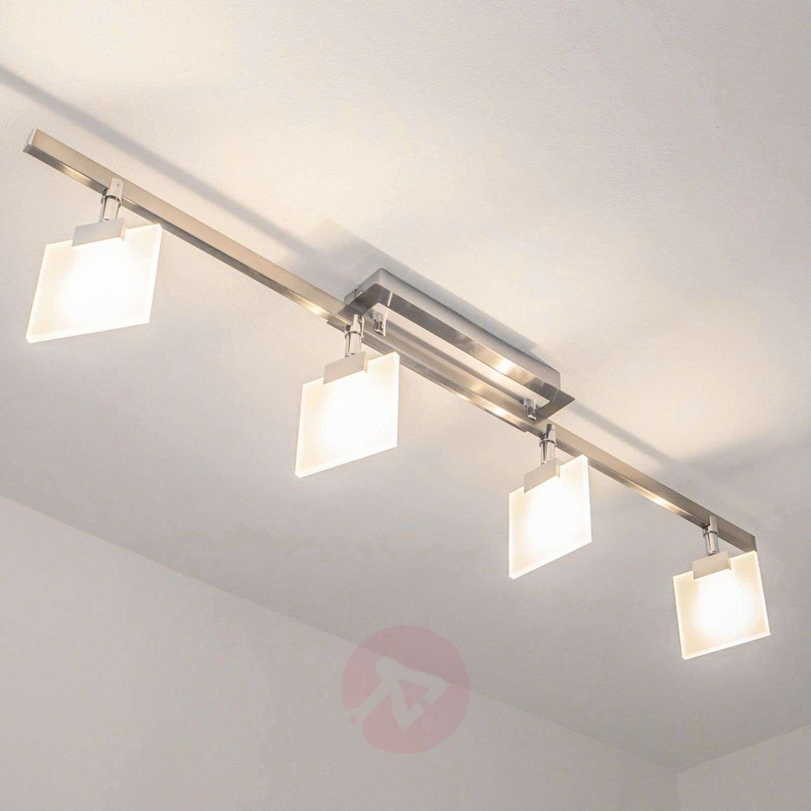 Luci a led per soffitto gi46 pineglen for Lampade led per cucina