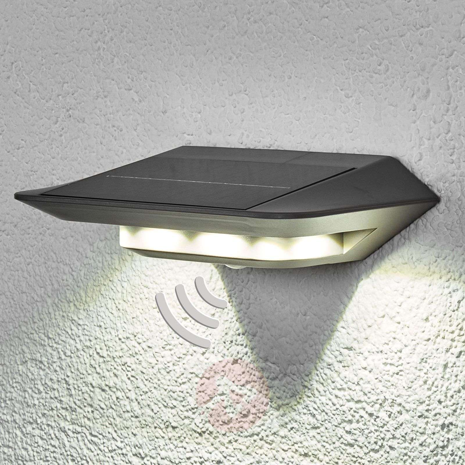 Acquista applique solare led ghost con sensore di movimento