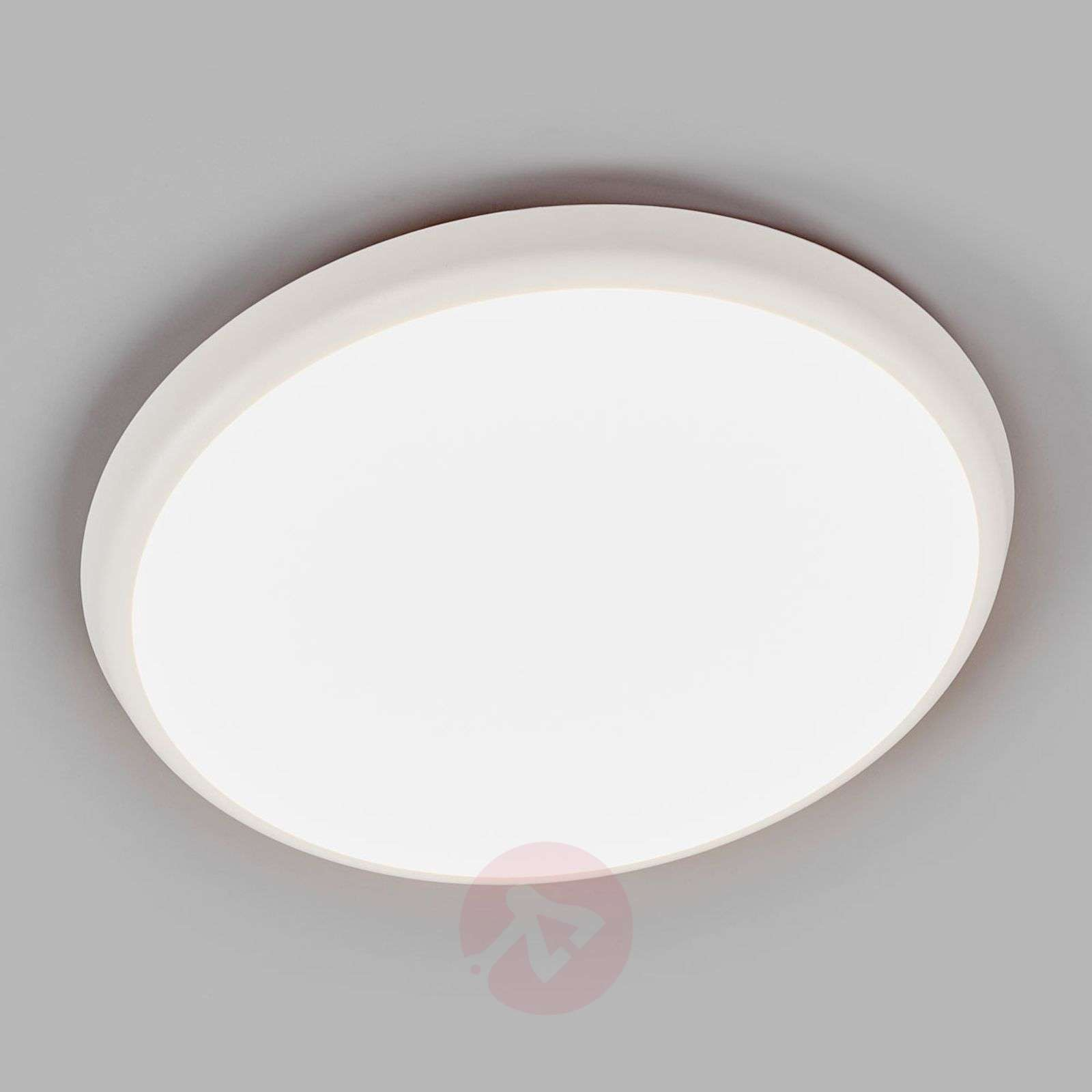 Plafoniere Industriali Diametro 30 : Acquista augustin discreta plafoniera led 30 cm lampade.it