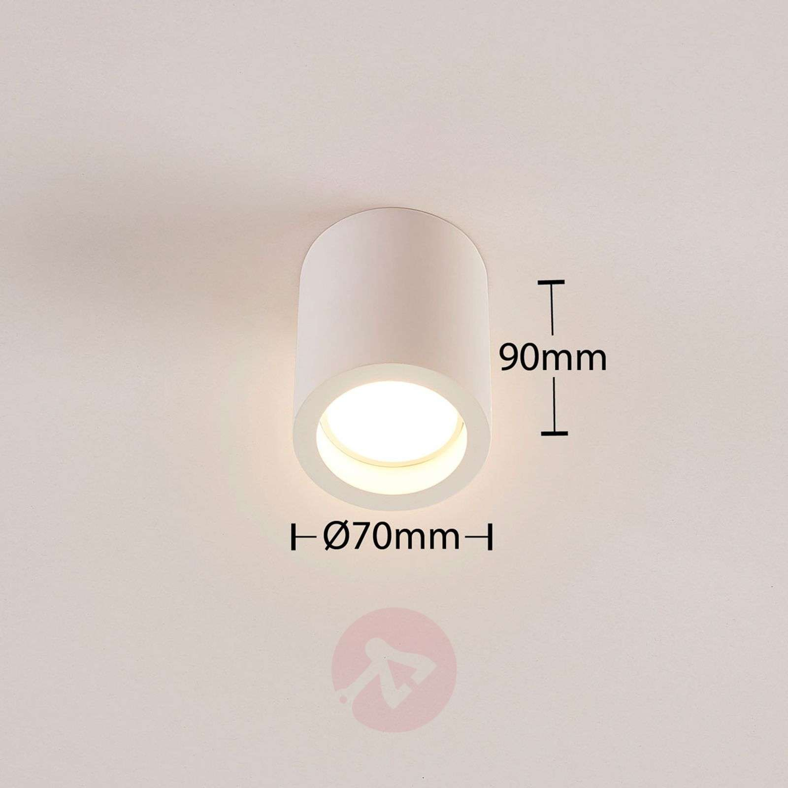 Compatto downlight LED Annelies, easydim-9621357-01