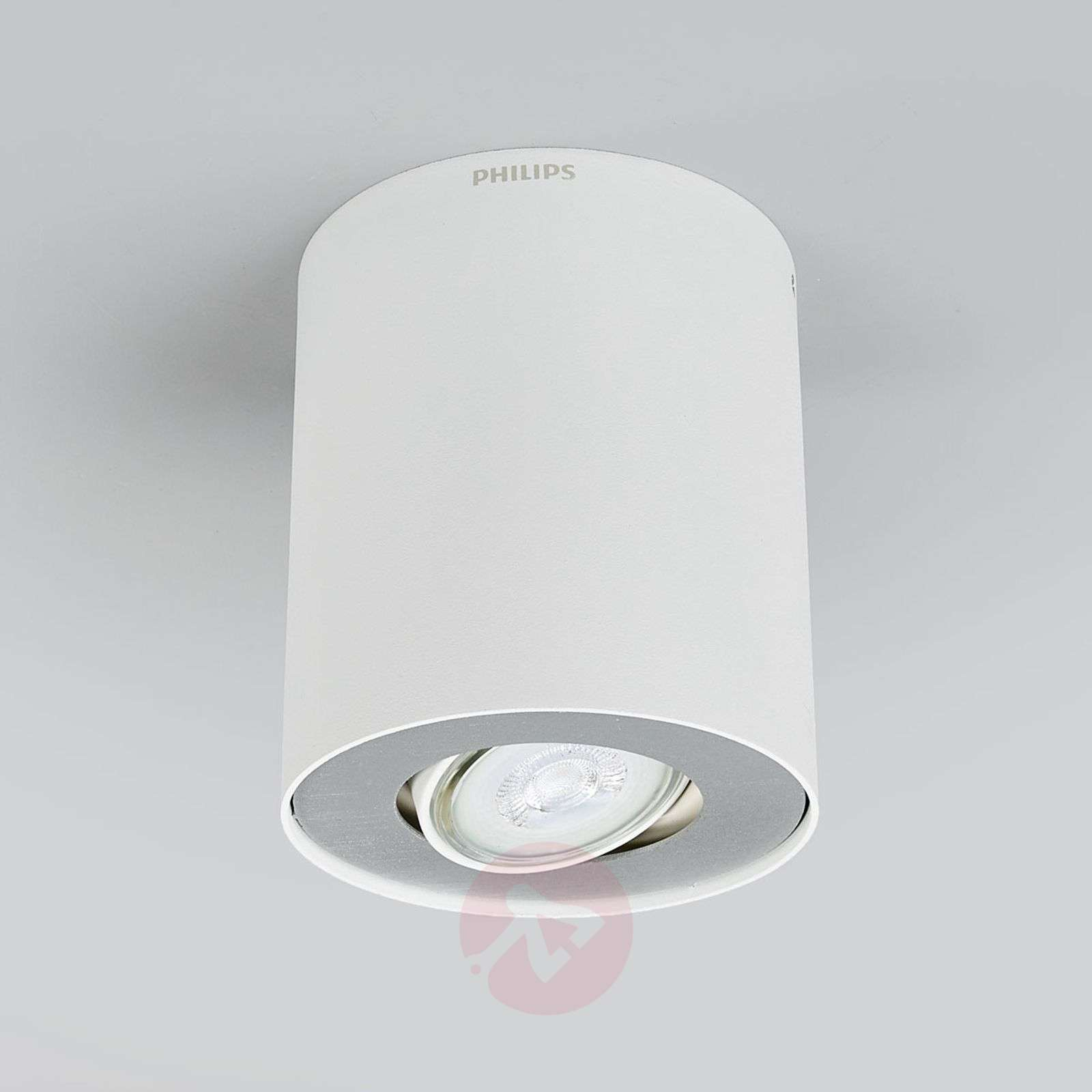Downlight a LED Philips Pillar 1 luce, bianco-7531913-01