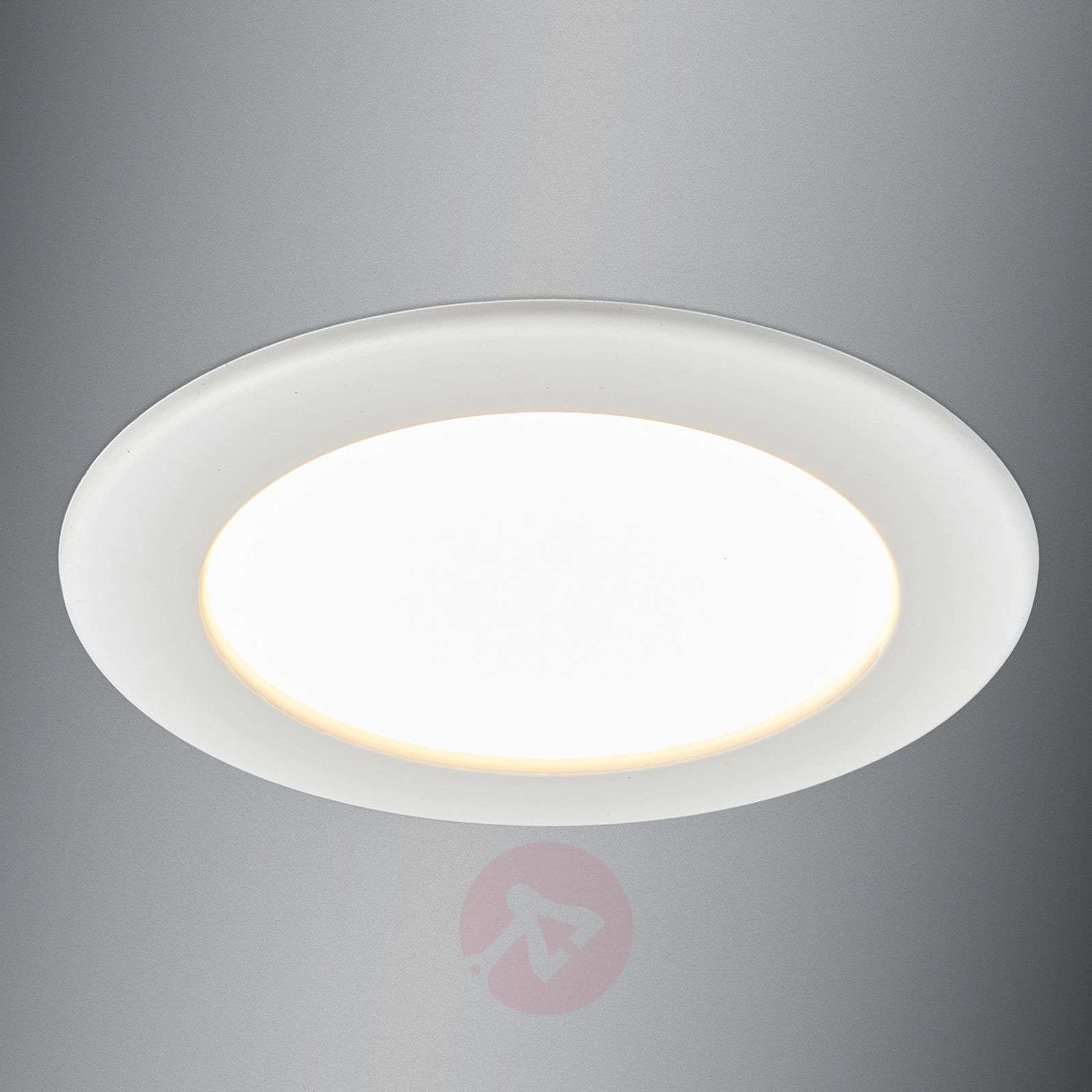 Editha downlight LED per bagni, 10,5W-9978014-012