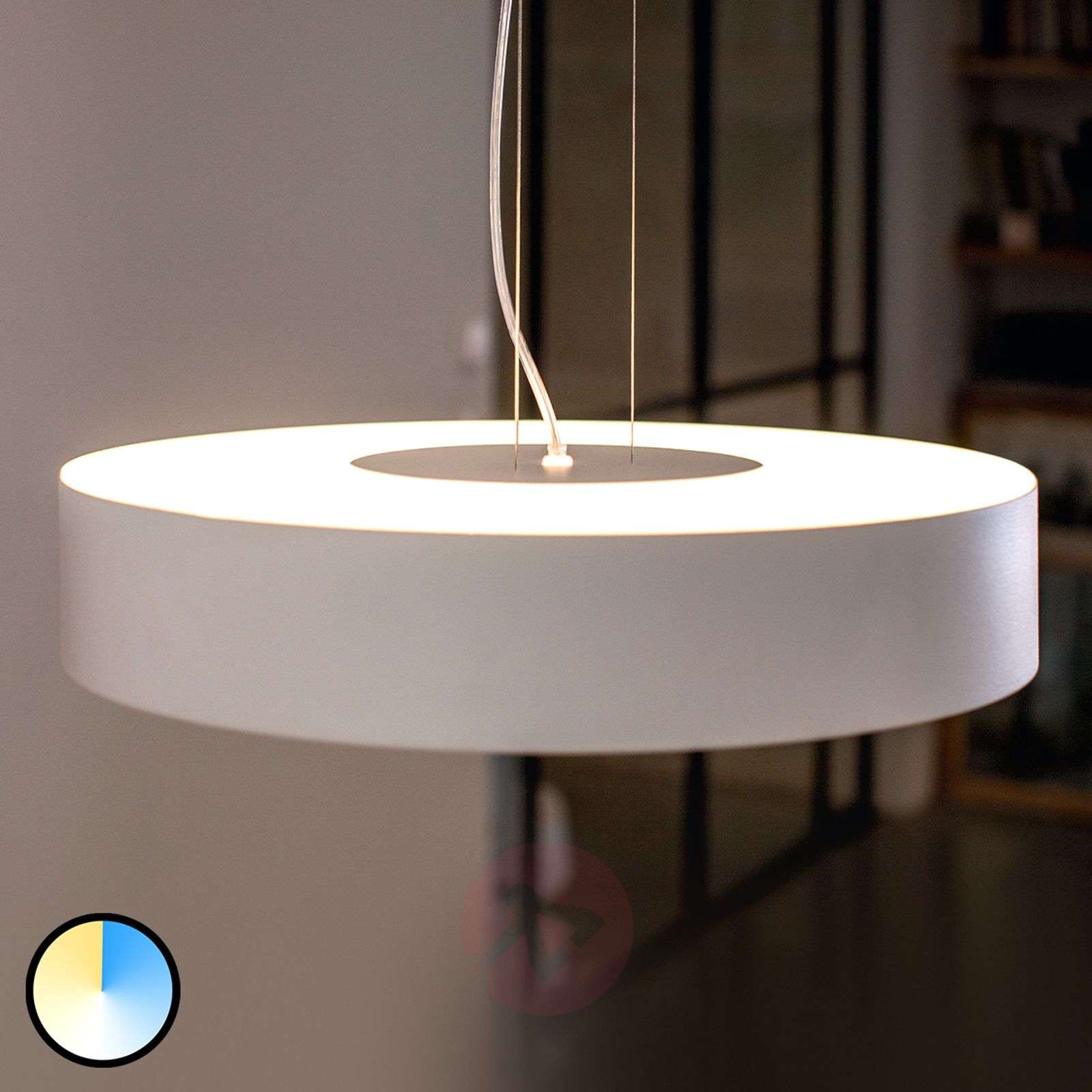 Plafoniera Led Philips Prezzo : Acquista fair sospensione a led philips hue lampade
