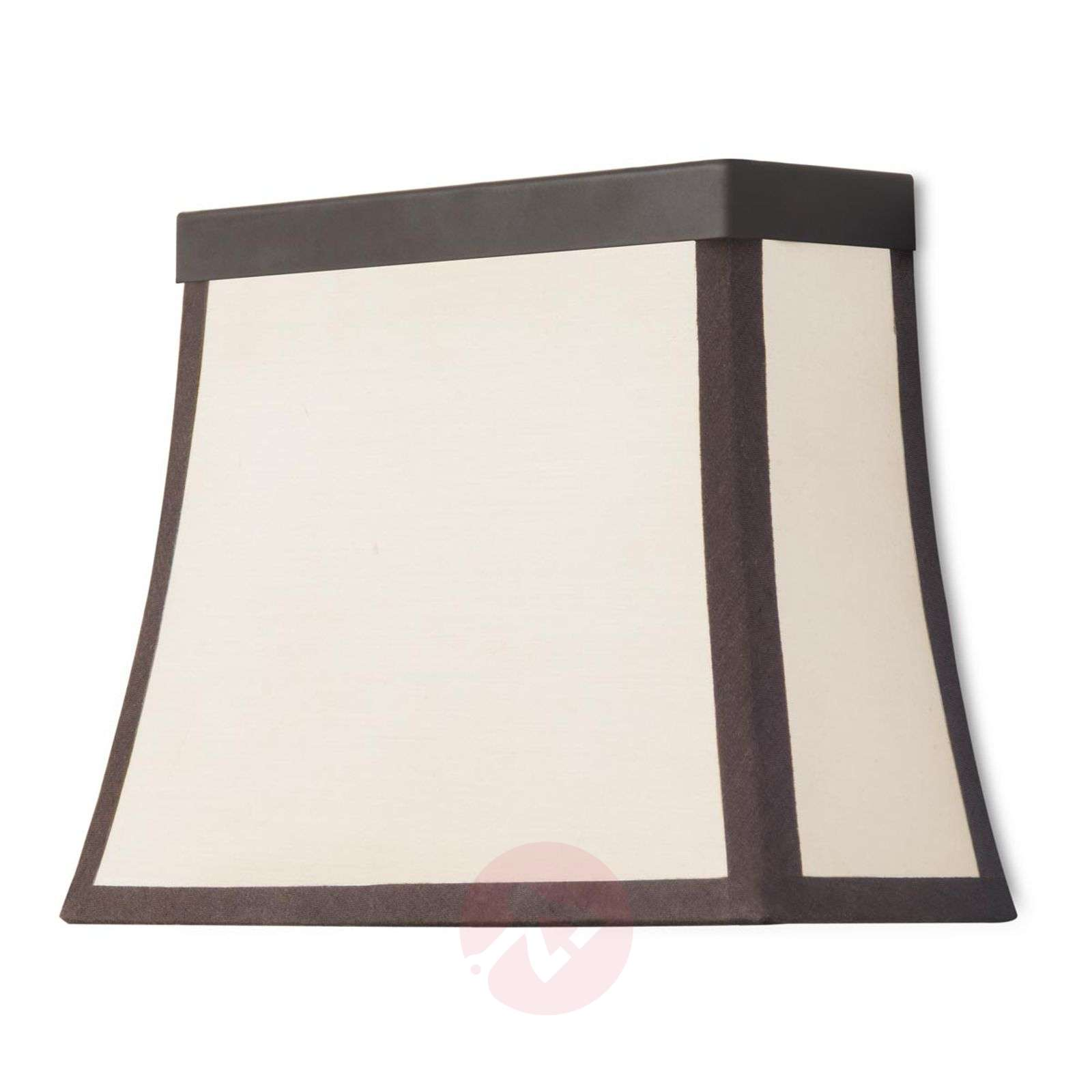 Acquista fancy applique a led in tessuto lampade
