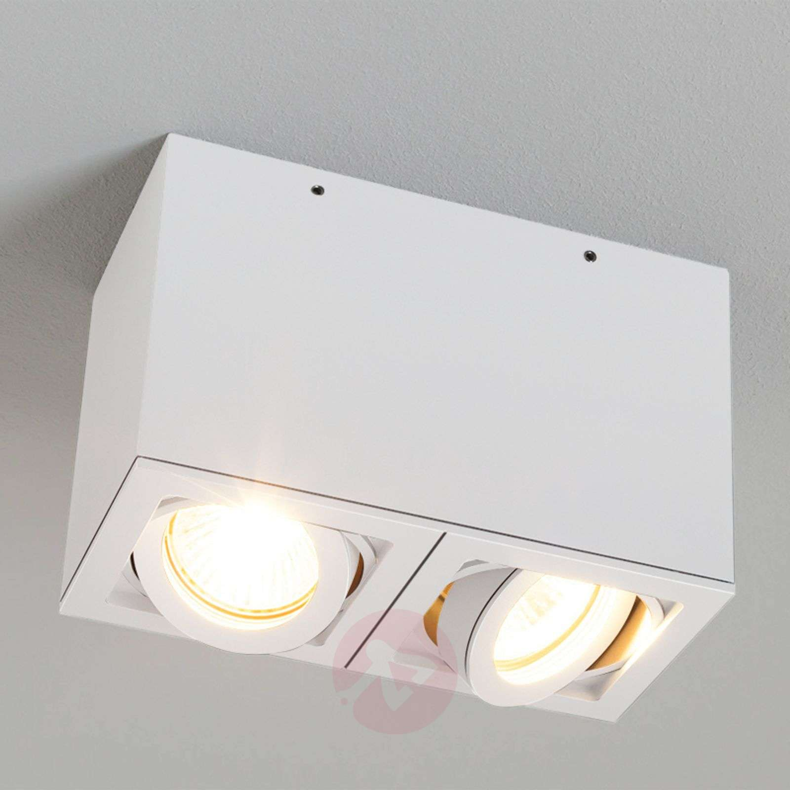 Faretto a soffitto a 2 luci LIGHT BOX 2-3023038X-01