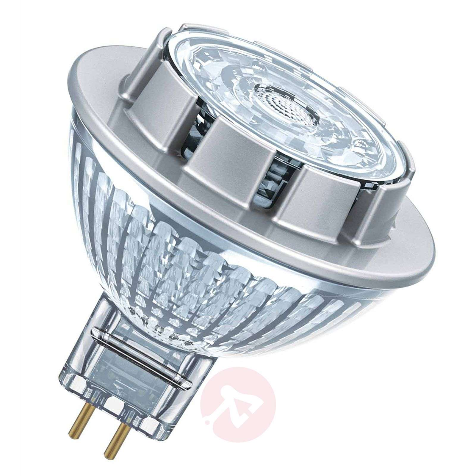 GU5,3 7,2W LED a riflettore di vetro Star 36degree-7260847X-01
