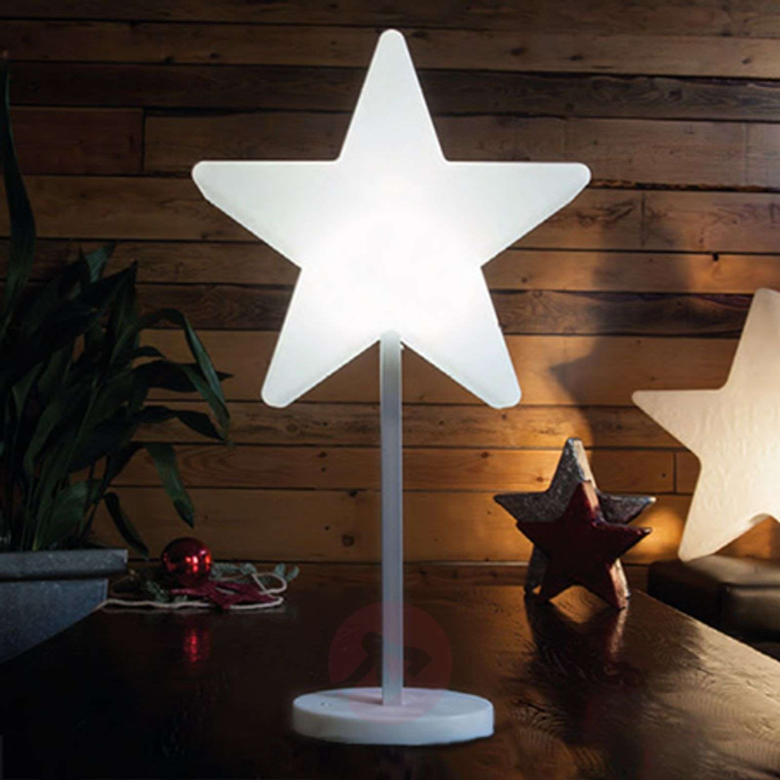 Lampada decorativa a LED Shining Window Star-1004095-01