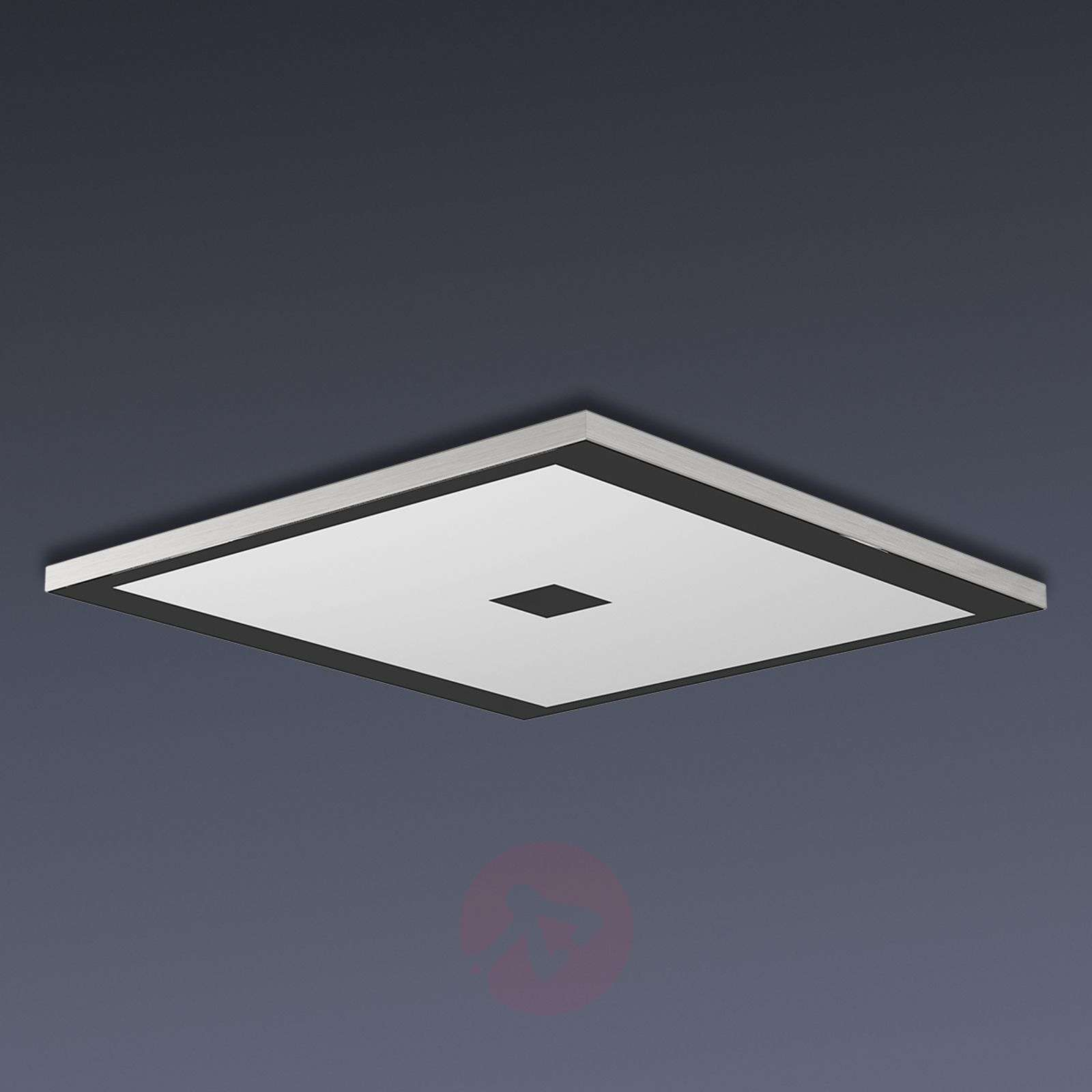 Lampada LED da soffitto quadrata Zen Color Control-3025230-03