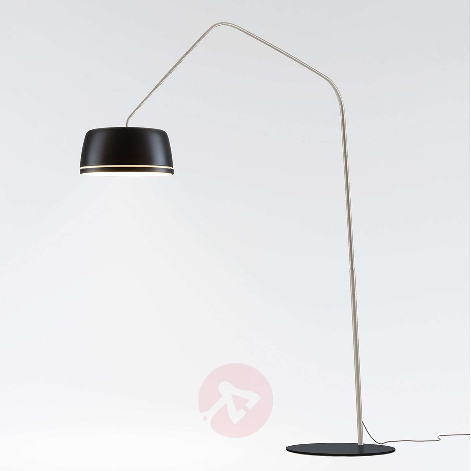 Acquista lampada led di design central ad arco - Lampada led design ...