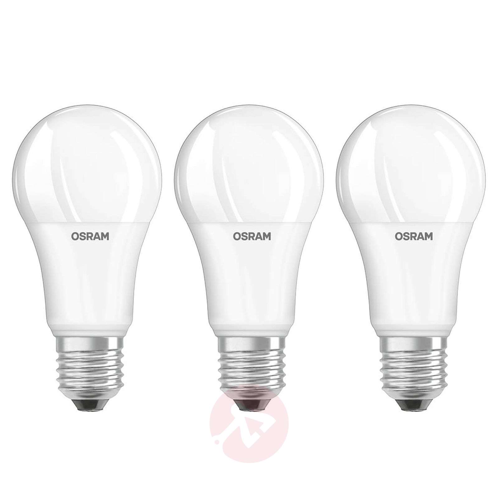 Lampadina LED E27 14W, bianco caldo, set da 3-7262103-01