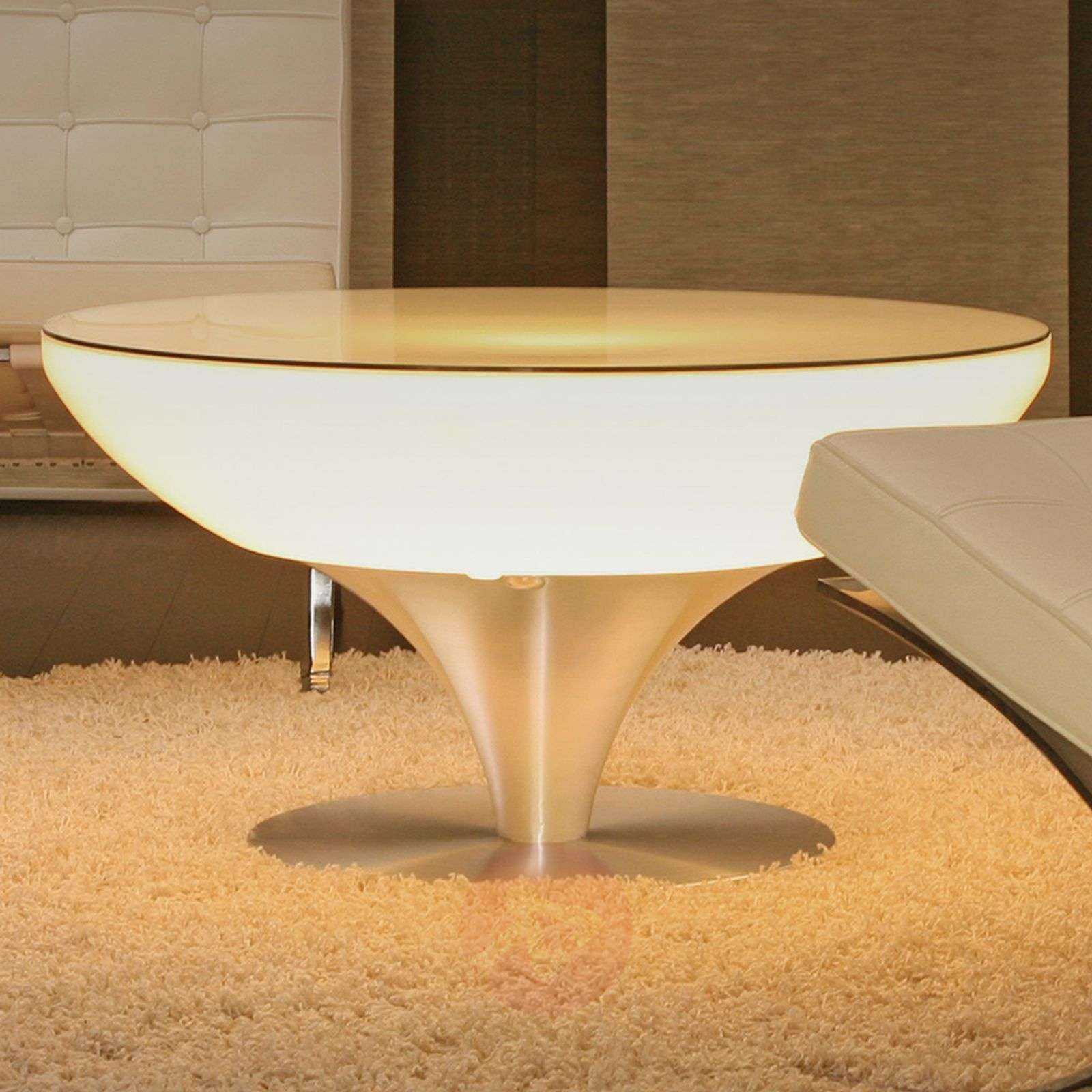 Lounge Table LED Pro luminoso multicolore, 45 cm