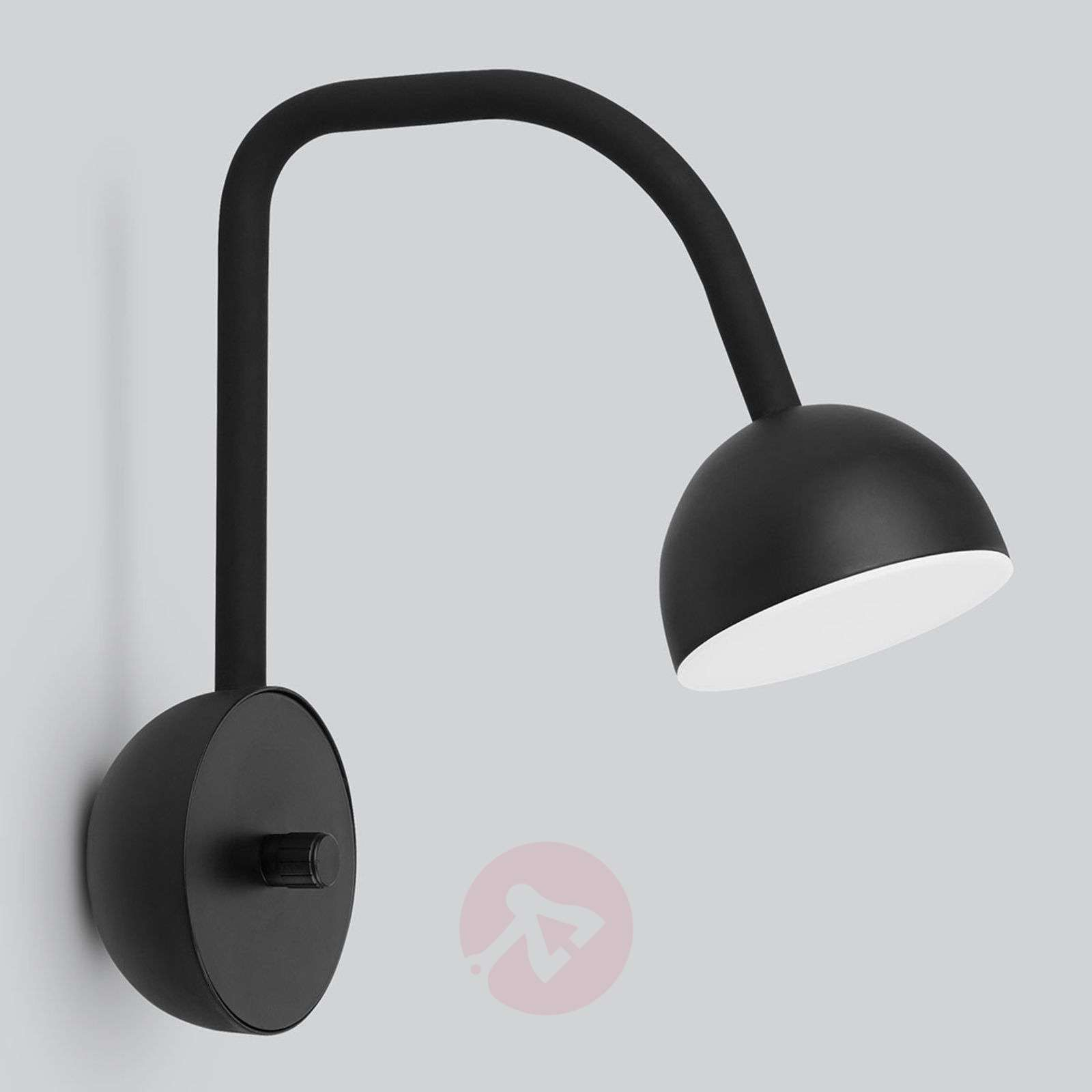 Acquista northern blush applique a led con spina lampade