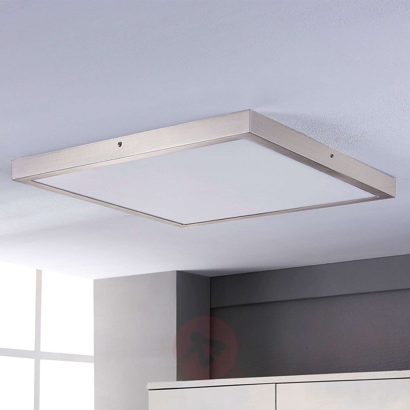 Plafoniere Led A Soffitto Moderno Dimmerabile : Acquista pannello led dimmerabile elice luce efficace lampade.it