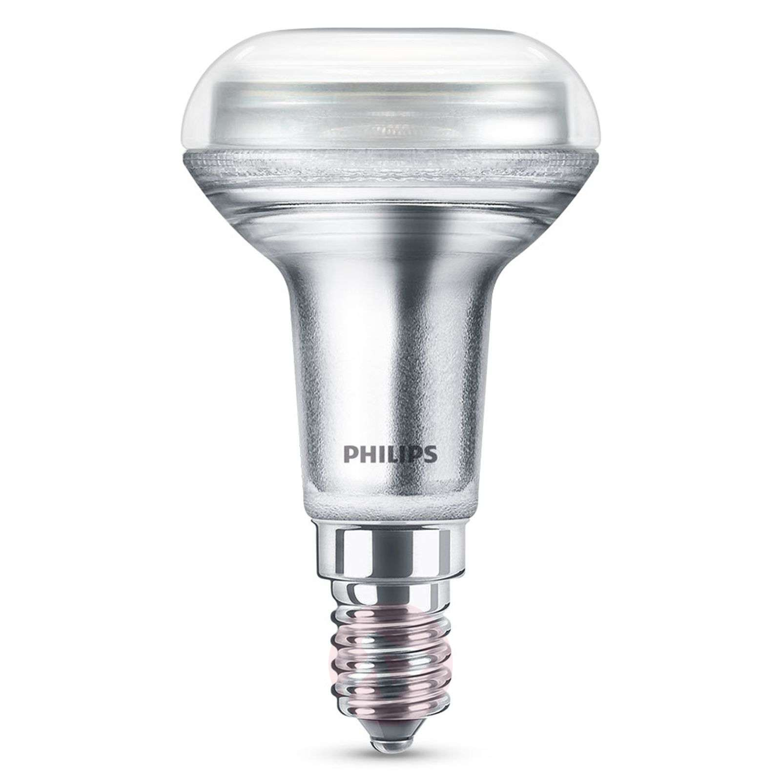 Philips E14 4,3W 827 LED riflettore R50, dimming-7530823-01
