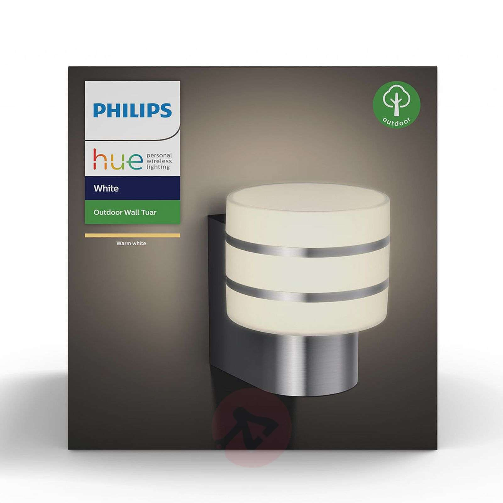 Philips Hue applique da esterni LED Tuar-7534051-01