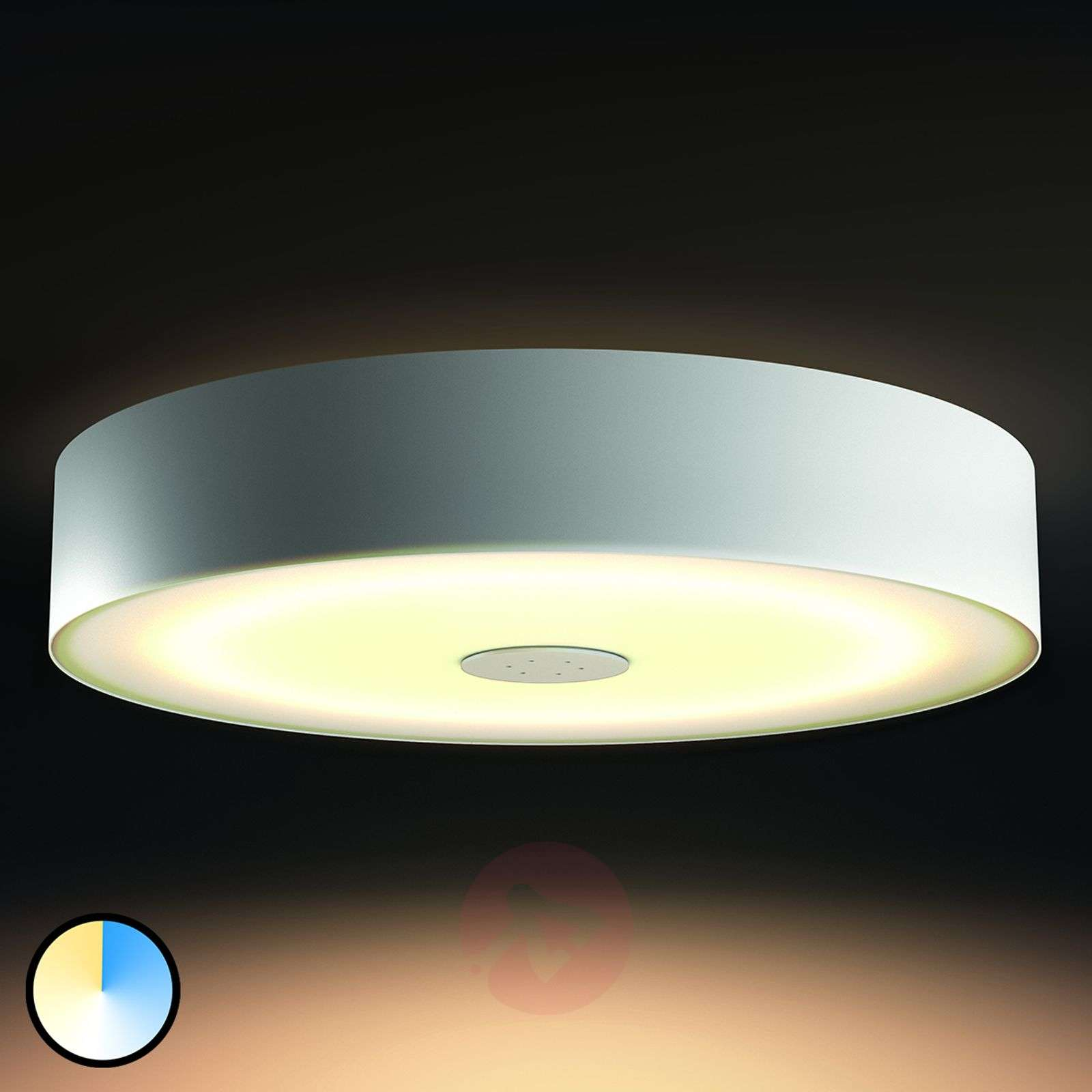 Plafoniere Esterno Philips : Acquista philips hue white ambiance fair plafoniera bianco