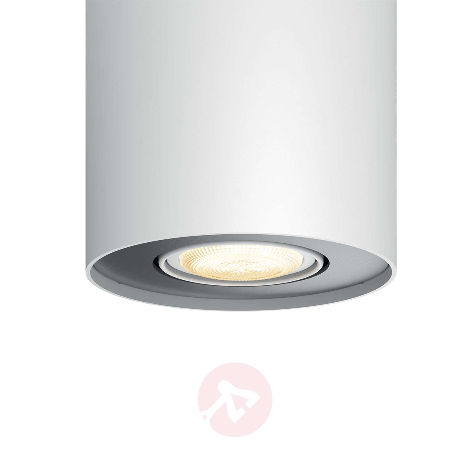 Philips Hue White Ambiance Pillar faretto, bianco-7531879-01