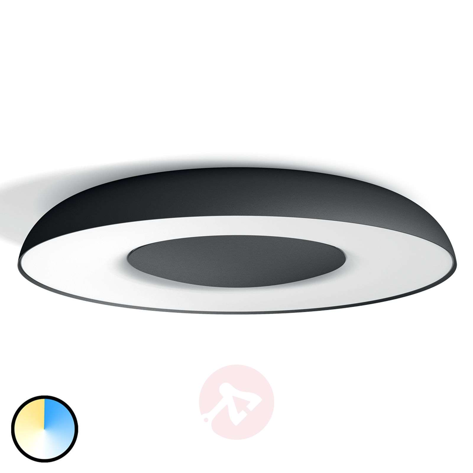 Plafoniere Ufficio Philips : Acquista philips hue white ambiance still negro lampade