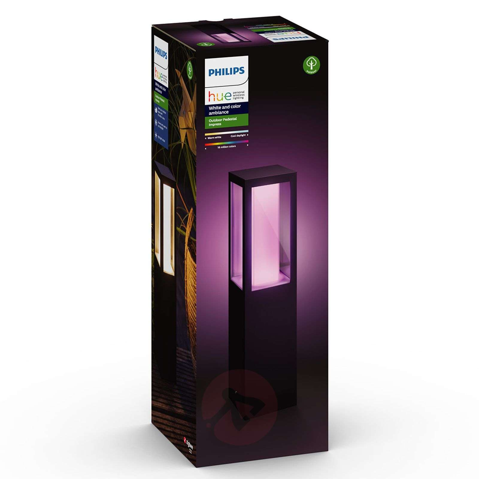 Philips Hue White+Color Impress lampioncino a LED-7534110-02
