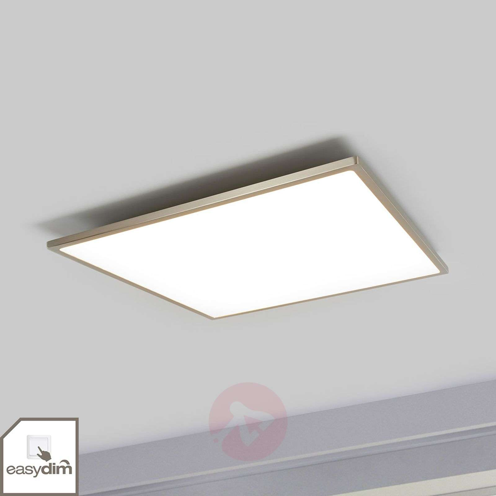 Plafoniera Quadrata Philips : Acquista plafoniera led ceres quadrata easydim lampade