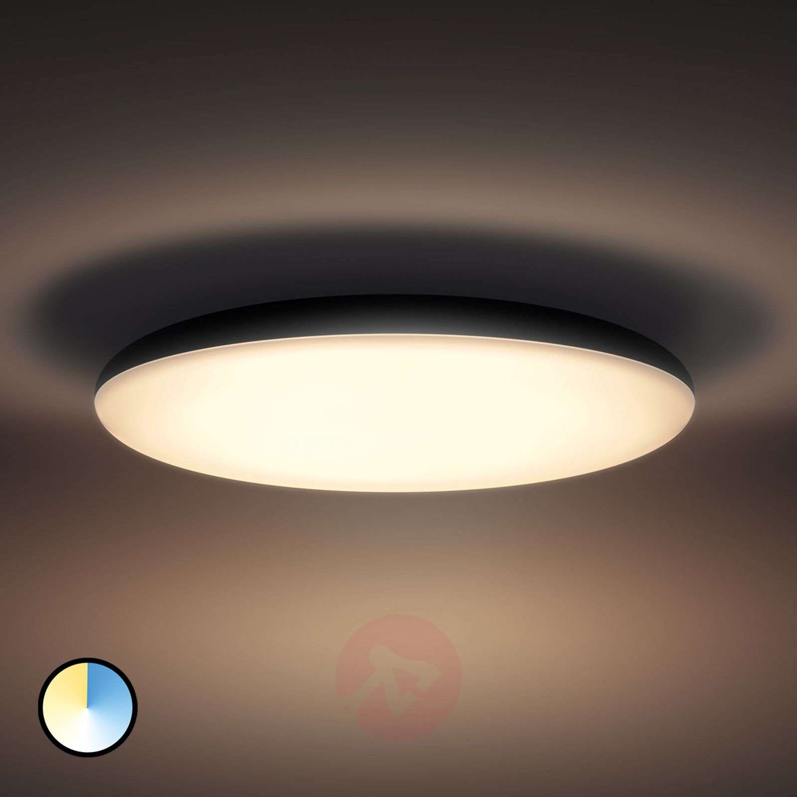 Plafoniere Ufficio Philips : Acquista plafoniera led cher philips hue dimmer lampade.it