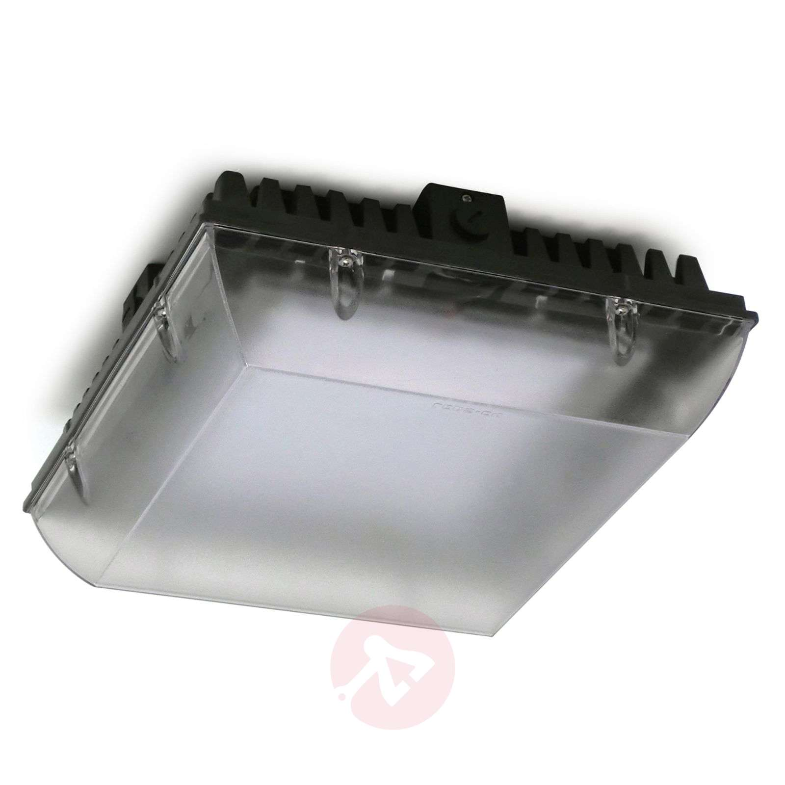 Plafoniere Garage Led : Acquista plafoniera led da esterni resistente premium lampade.it