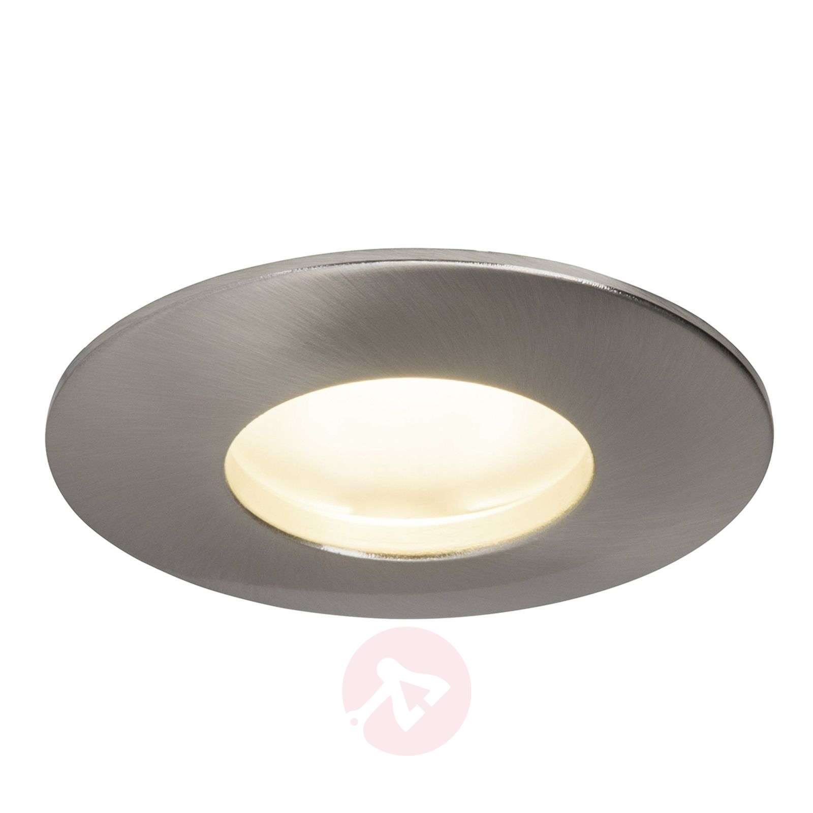 Plafoniera Led Incasso Tonda : Acquista plafoniera led da incasso verano tonda ip44 lampade.it