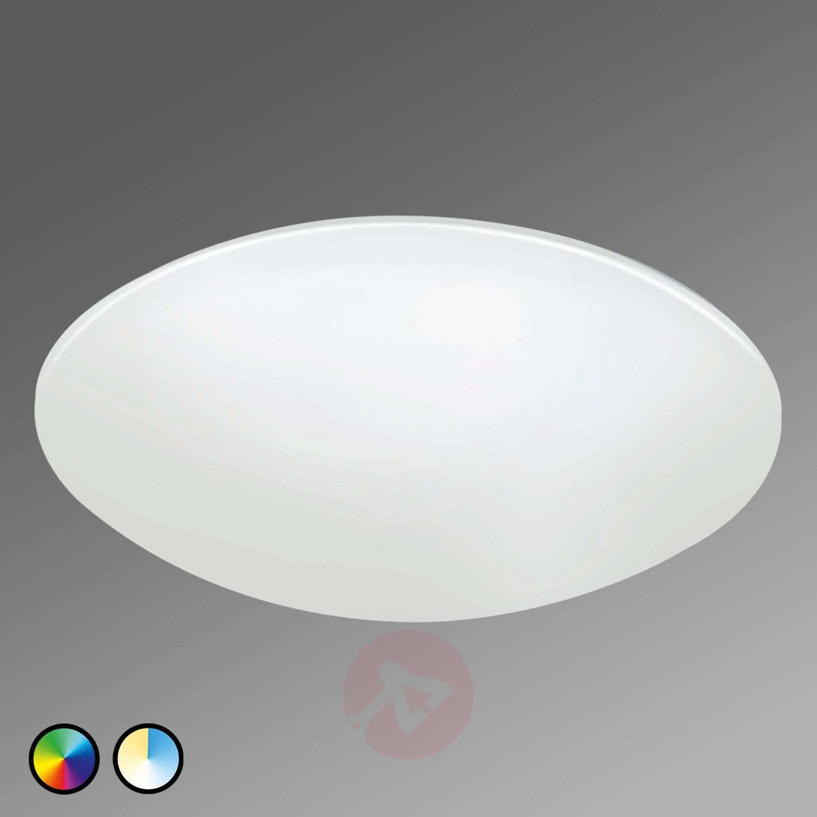 Plafoniera LED EGLO connect Giron-C bianca-3032069-01
