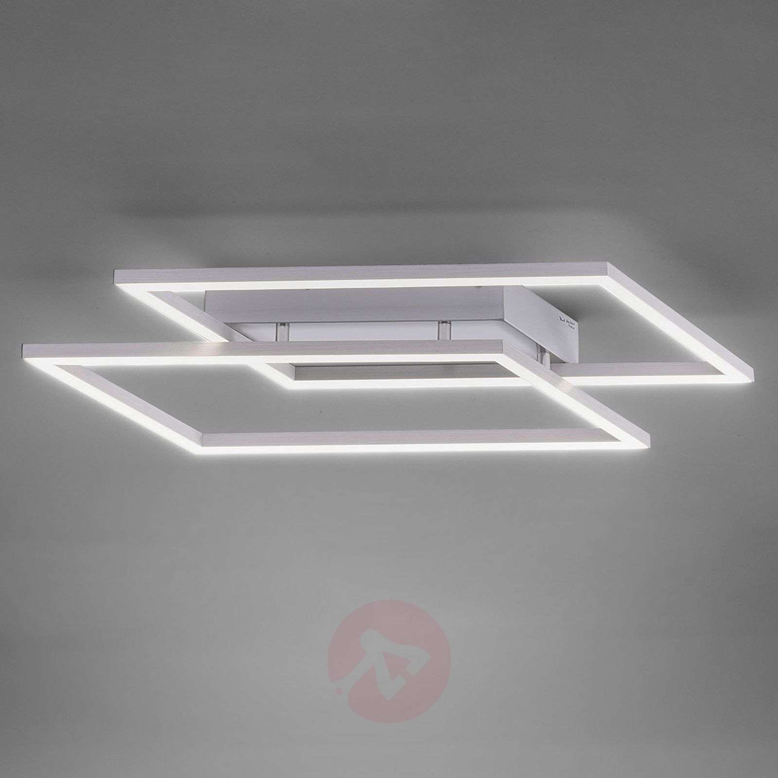 Plafoniere Con Interruttore : Acquista plafoniera led quadra dimmerabile con interruttore