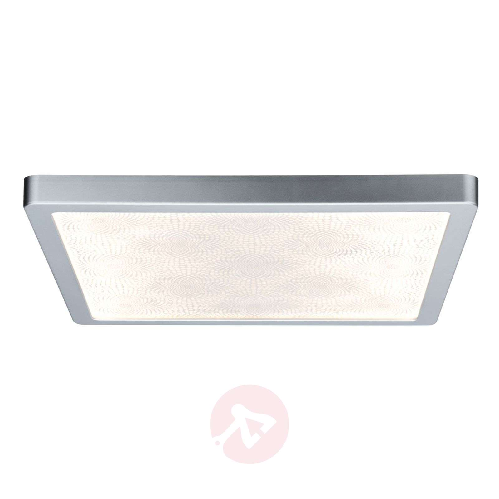 Plafoniere A Led Per Bagno Philips : Acquista plafoniera led quadrata ivy da bagno 20w lampade.it
