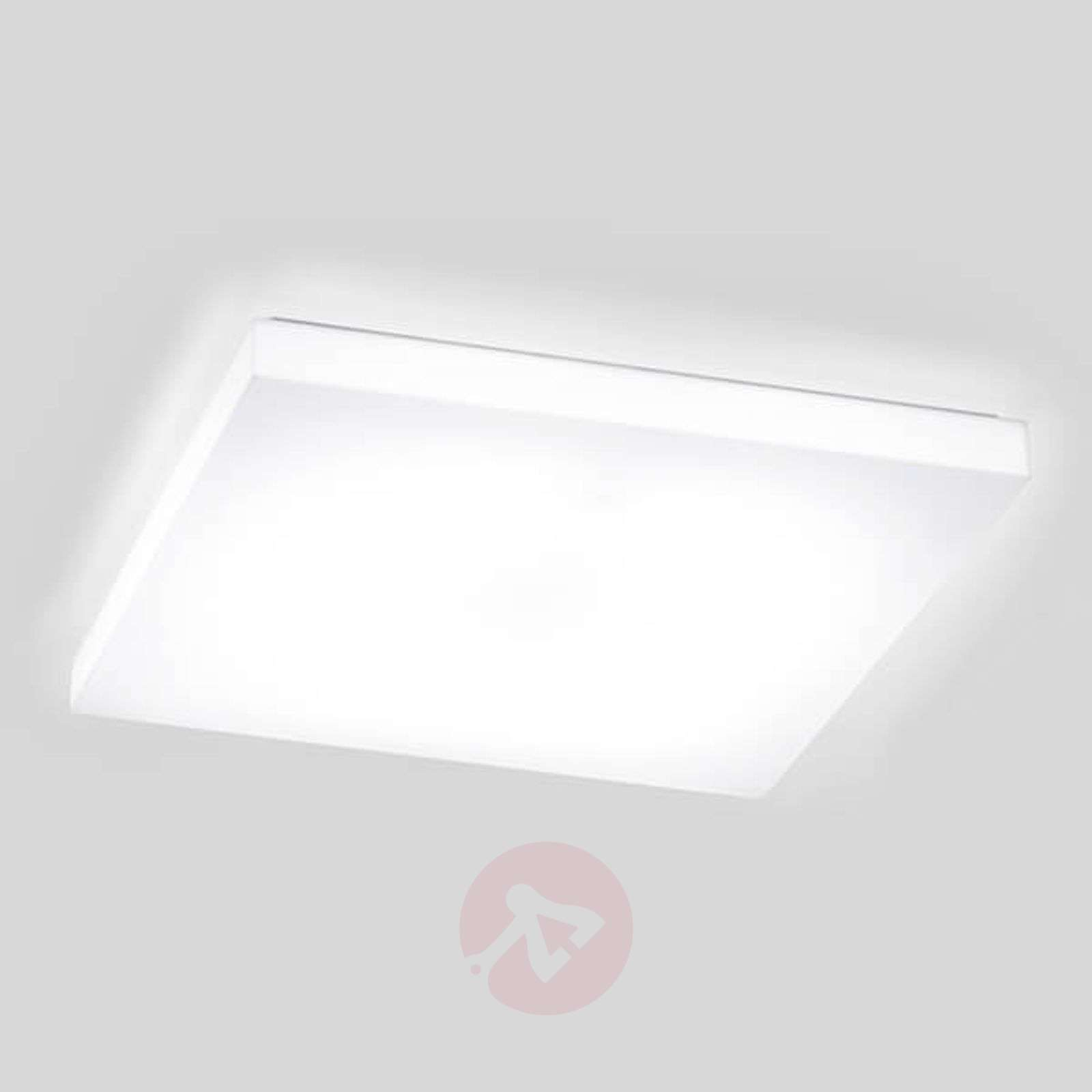 Plafoniera Quadrata : Acquista plafoniera led quadrata jeti l plano l415 lampade.it