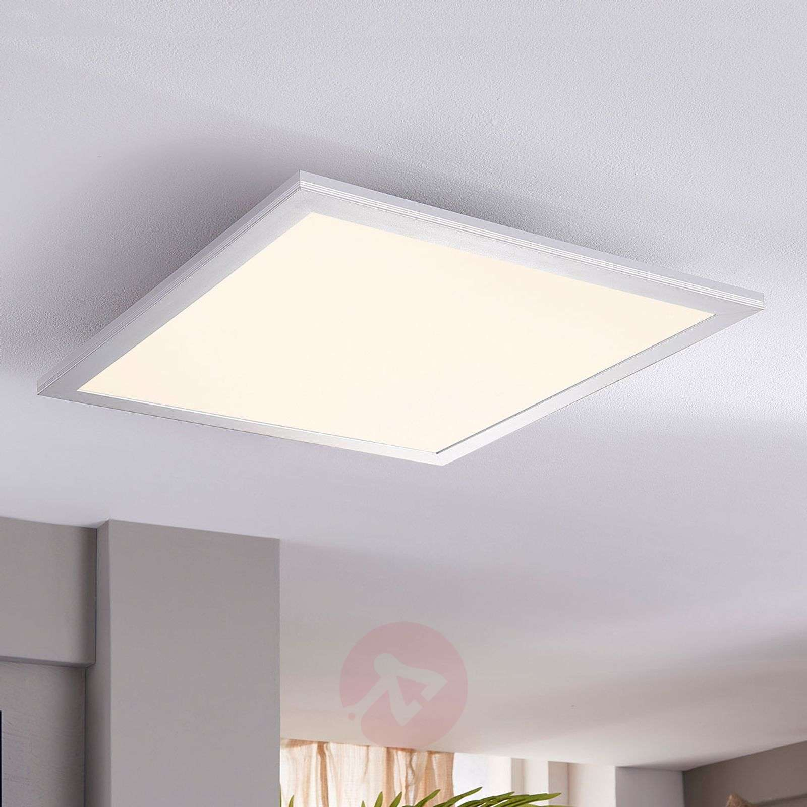 Plafoniera LED quadrata Livel, 28 W-9956001-01