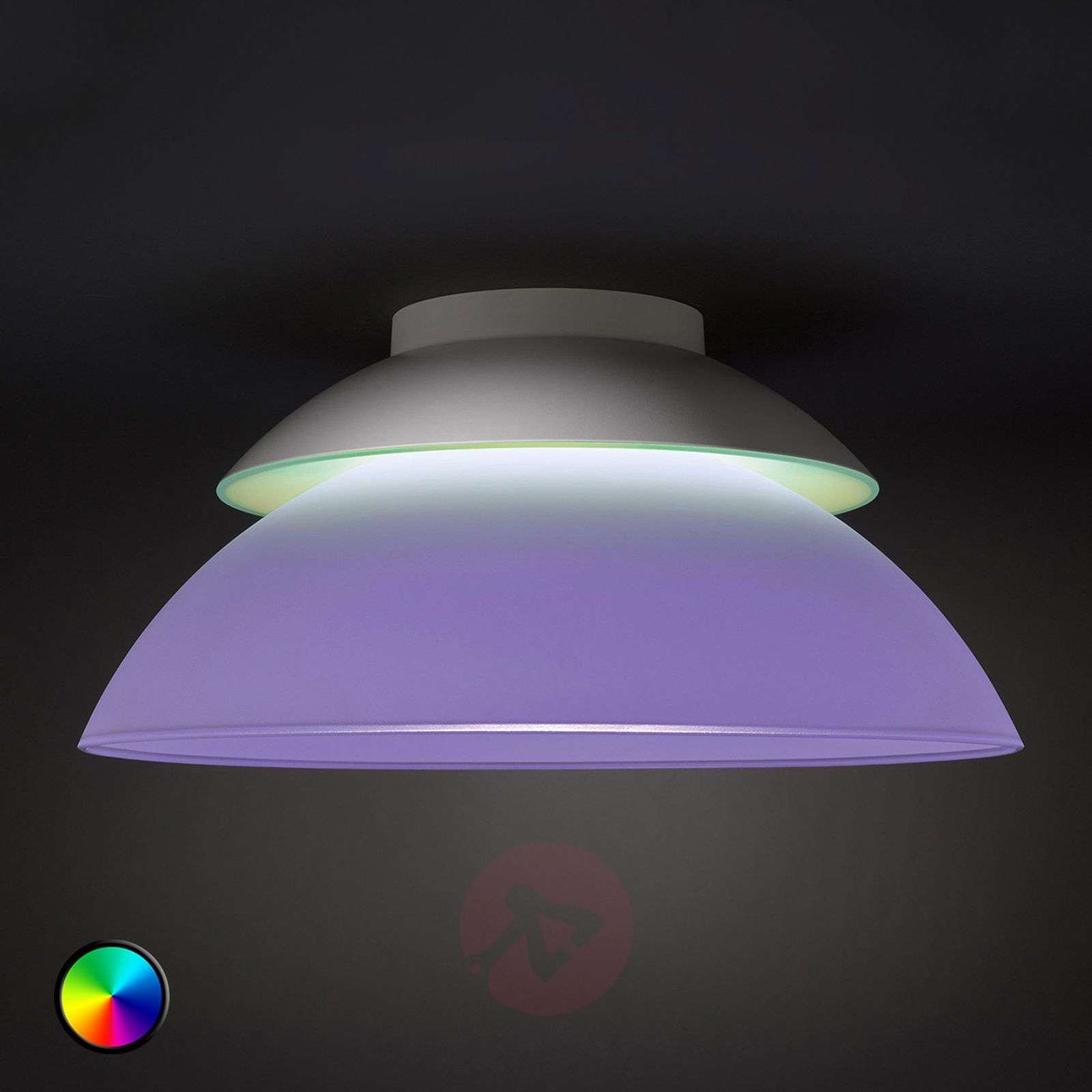 Plafoniere Ufficio Philips : Acquista plafoniera philips hue beyond lampade.it