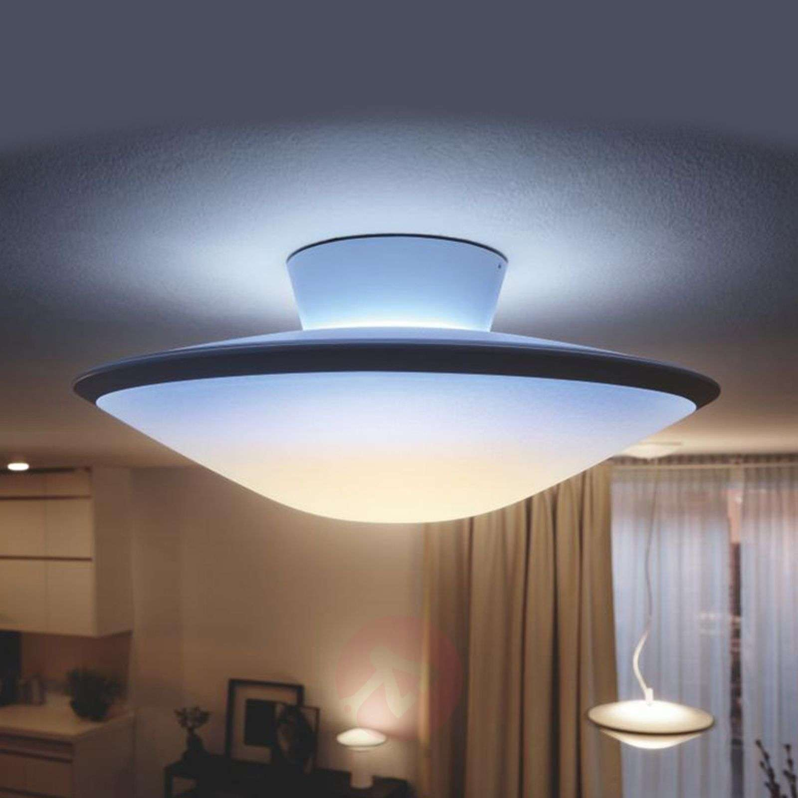 Plafoniere Ufficio Philips : Acquista plafoniera philips hue phoenix con led lampade.it