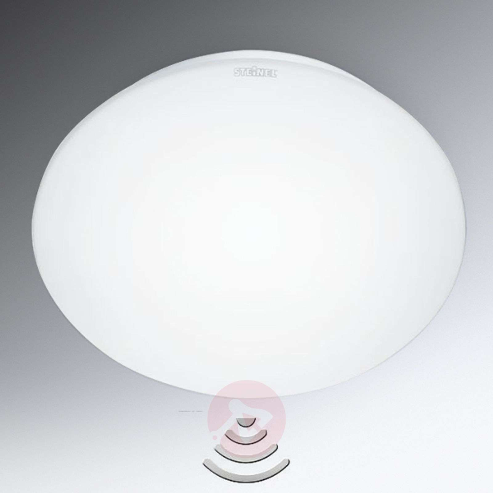 Plafoniere Con Sensore Di Movimento : Acquista plafoniera rotonda led rs 16 con sensore lampade.it