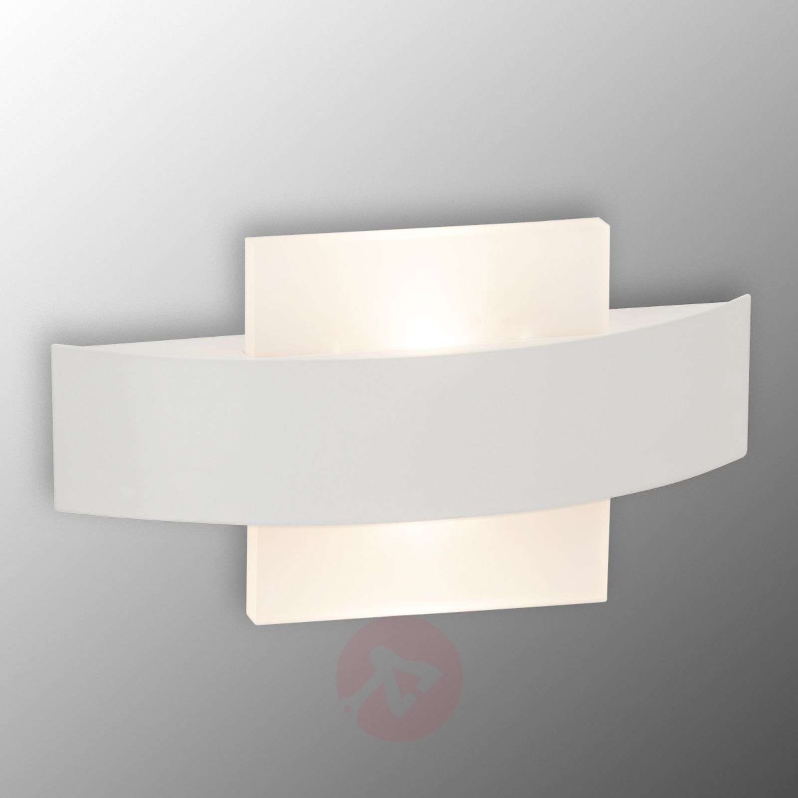 Solution lampada LED da parete quadrata-1509033-01