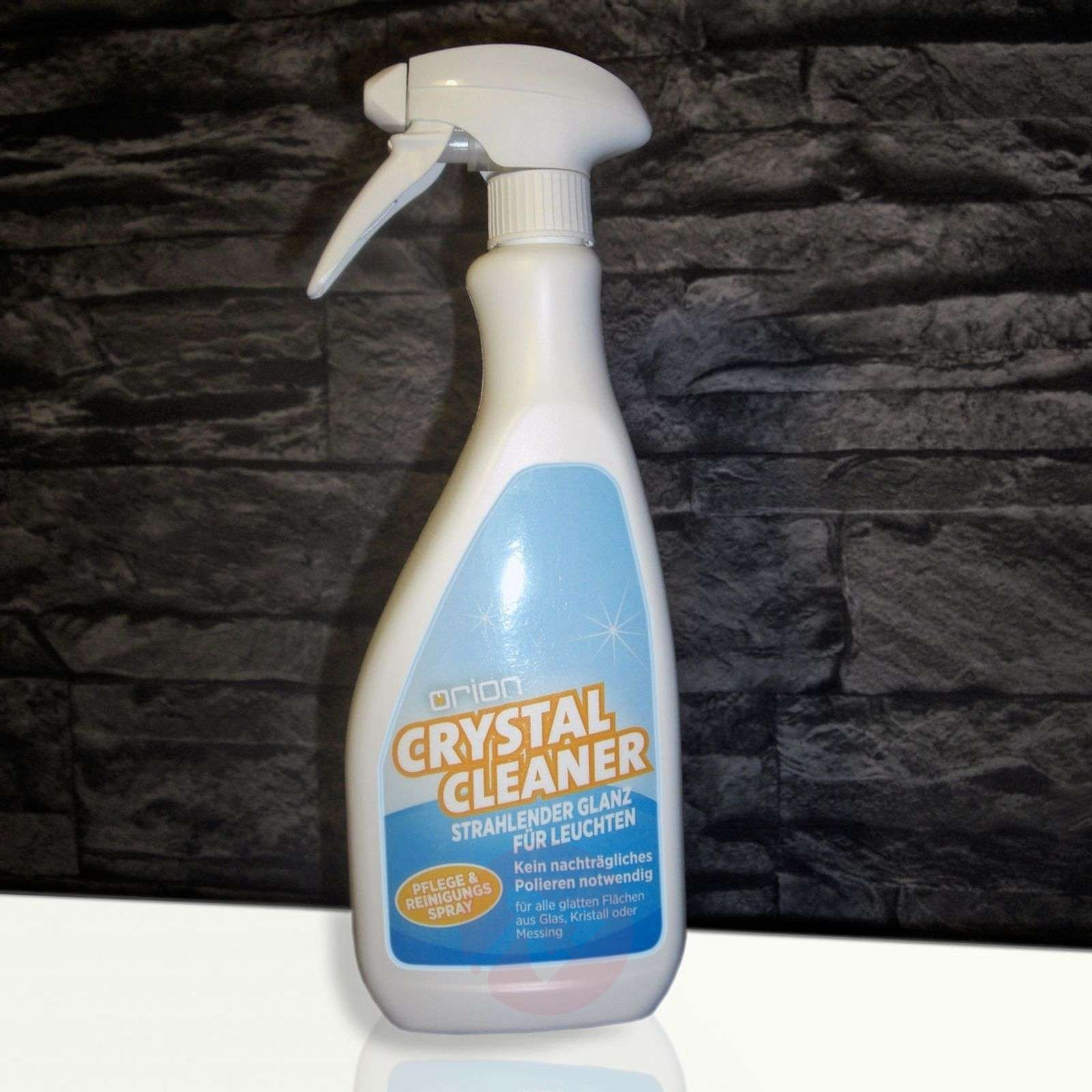Spray detergente per cristallo ORION-7253248-01